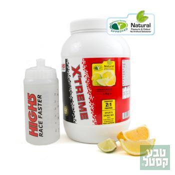 משקה אנרגיה אקסטרים לימון 1.4 ק'ג High-5