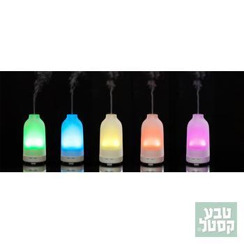 מפיץ ריח חשמלי משולב מנורה לה סנס