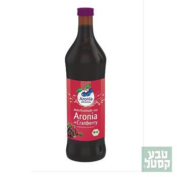 משקה ארוניה חמוציות (700 מ'ל) ארוניה