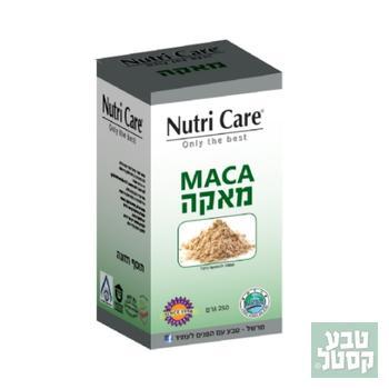 אבקת מאקה 250 גרם נוטריקר